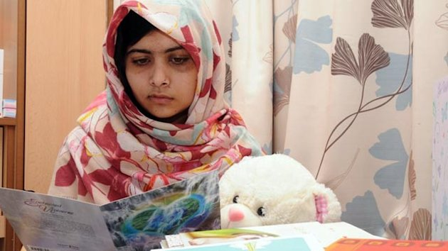 Malala Grateful for Her &#39;Second Life&#39; (ABC News)