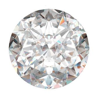 Diamond Shape: Round