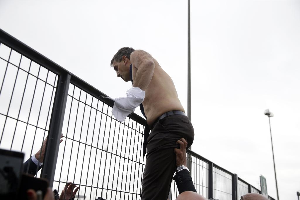 Most French 'understand' irate Air France workers: poll