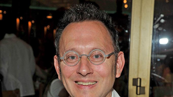 Michael Emerson attends the 25th annual Broadway Flea Market at The Bernard B. Jacobs Theatre on September 25, 2011 in New York City.contact WireImage.com