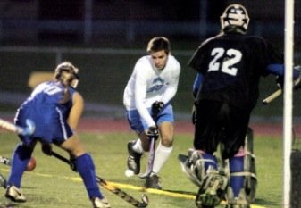 Cornelius Tietze led his Pennsylvania school to a state field hockey title -- NBC Sports
