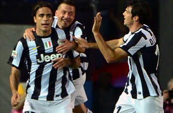 Atalanta 0-1 Juventus: Matri ensures Scudetto celebrations continue