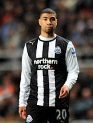 Leon Best spent time in the Championship with Newcastle