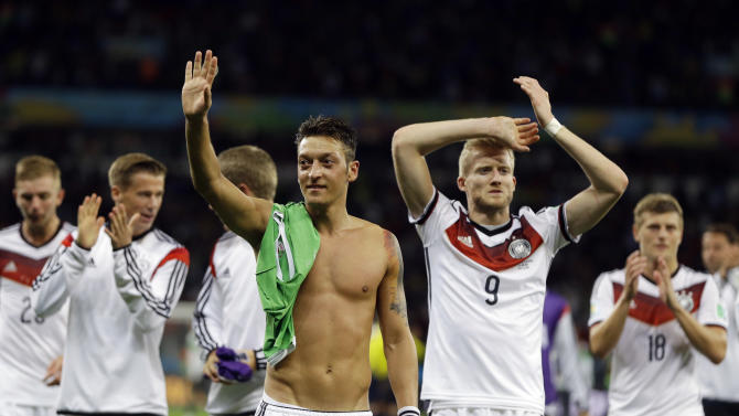Germany-France Preview