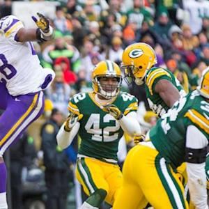 Vikings at Packers recap