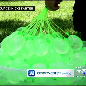 Trending: 50 Shades Trailer, Morgan Freeman Impression, Water Balloon Invention