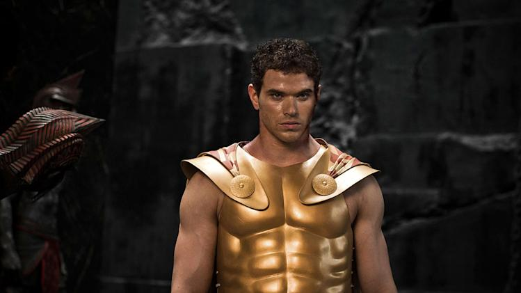 Immortals Relativity Media 2011 Kellan Lutz