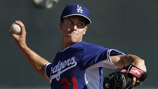 Greinke's not going Down Under