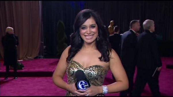 Alicia reports live after the Oscars