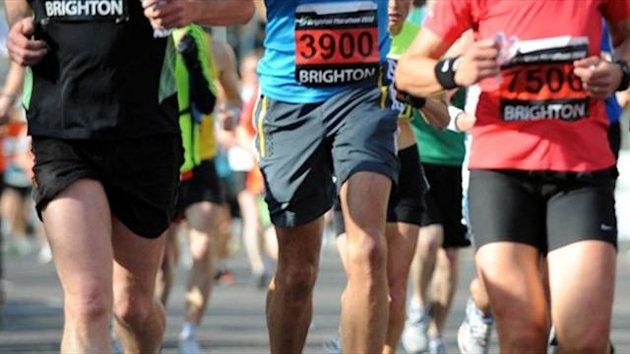 Brighton Marathon 2013 (from official website)