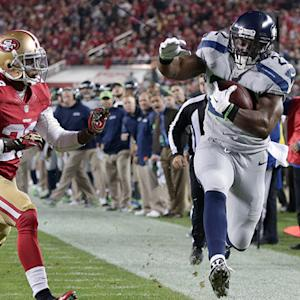 Week 13: Seattle Seahawks vs. San Francisco 49ers highlights