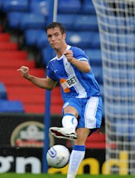 Roman Golobart made just one league appearance for Tranmere