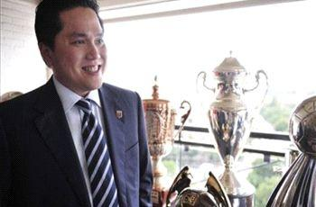 Pier Silvio Berlusconi welcomes Thohir's Inter takeover