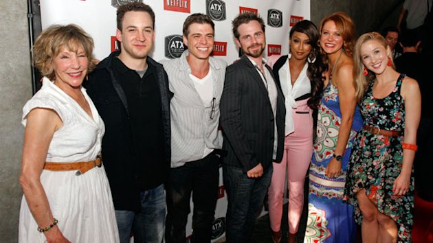 'Boy Meets World' Stars Reunite (ABC News)