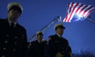 Tributes Paid To Shot New York Firefighters