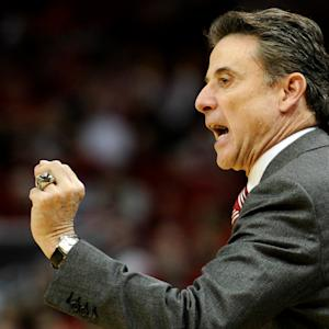 Rick Pitino Talks Extortion Trial