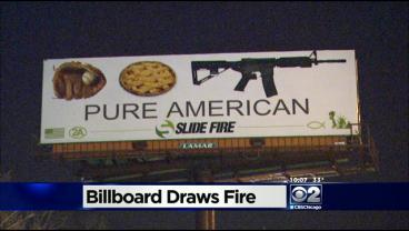 Billboard Draws Fire
