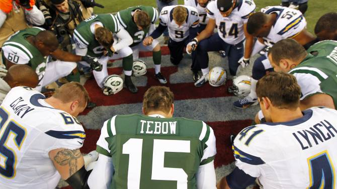 San Diego Chargers v New York Jets
