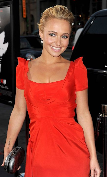 Hayden Panettiere Scream Pr