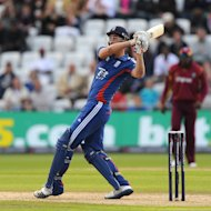 Alex Hales demonstrated his potential with 99 against West Indies