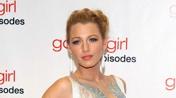 "Blake Lively attends the ""Gossip Girl"" 100 episode celebration at Cipriani Wall Street on November 19, 2011 in New York City."