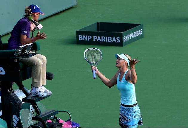 BNP Paribas Open - Day 8