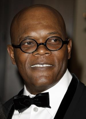 "File-This Dec. 1, 2008 file photo shows actor Samuel L. Jackson arriving at the American Cinematheque Award gala honoring him in Beverly Hills, Calif. Los Angeles newscaster has apologized to Jackson for confusing him with Laurence Fishburne. KTLA entertainment reporter Sam Rubin was interviewing Jackson on Monday Feb. 10, 2014, about the forthcoming film ""Robocop"" when he asked the actor if he'd gotten a lot of reaction to his Super Bowl commercial. (AP Photo/Matt Sayles, File)"