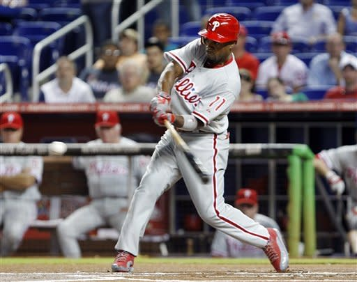 Kendrick dominant for Phillies in 1-0 win