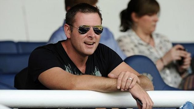 Peterborough chairman Darragh MacAnthony (PA Photos)