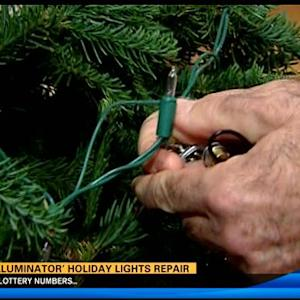 The Illuminator holiday lights repair kit