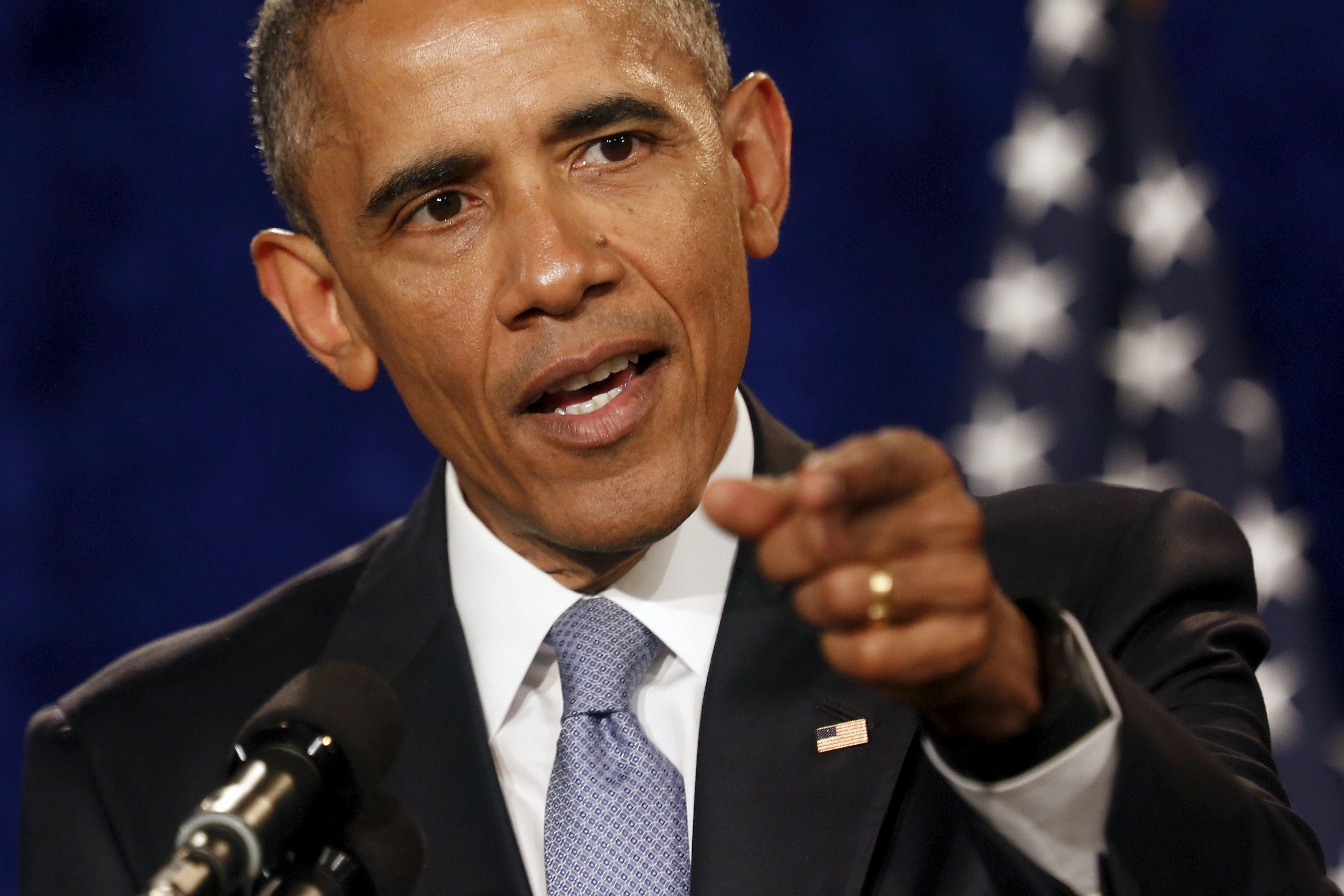 Obama to Democratic trade critics: 'I take that personally'
