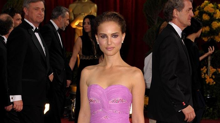 Actress Natalie Portman arrives at the st Annual Academy Awards held at The Kodak Theatre on February