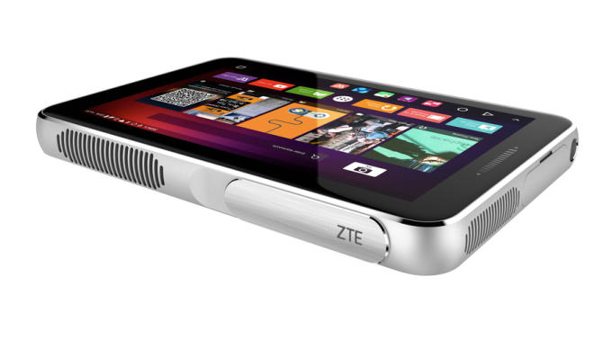 The ZTE Spro Plus is due out globally by summer 2016.