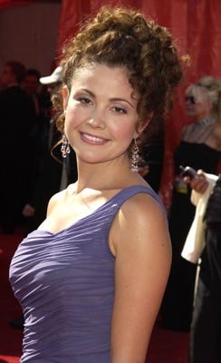 Reiko Aylesworth 55th Annual Emmy Awards - 9/21/2003