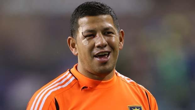"Real Salt Lake praise Nick Rimando for game-winning assist: ""I just kicked it, and they did all the rest."""