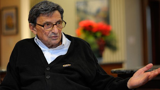 Joe Paterno Admits He Did Not Know How to Handle Sex Allegation (ABC News)