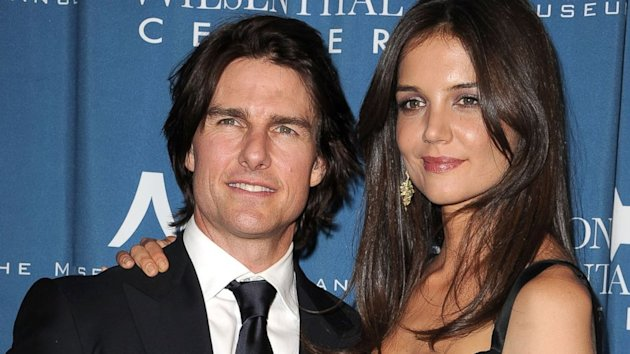 Tom Cruise Says Scientology Played a Role in Divorce From Katie Holmes (ABC News)