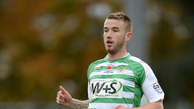 Paddy Madden will try and help Scunthorpe win promotion from League Two