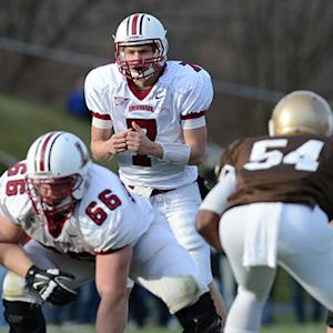 Lafayette QB Reed returns after stellar freshman campaign