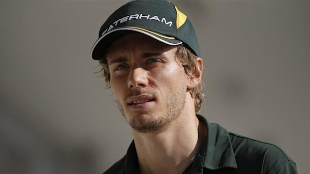 2013 GP of Japan Caterham Pic