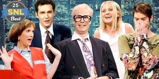 The 25 Best 'SNL' Players of the Last 25 Years: #5-1
