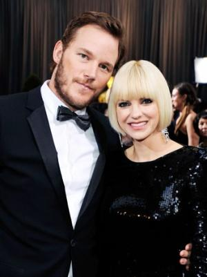 Anna Faris and Chris Pratt Welcome Baby Boy