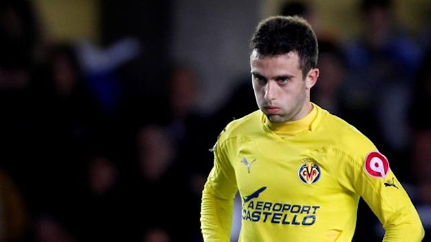 Giuseppe Rossi at Villarreal