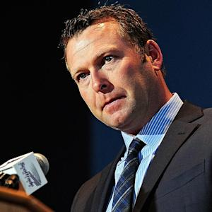 Two Minute Minor - Martin Brodeur's new title