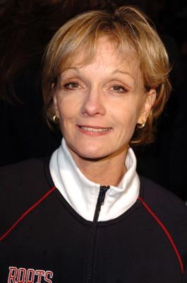 Cathy Rigby at the LA premiere of Disney's Miracle