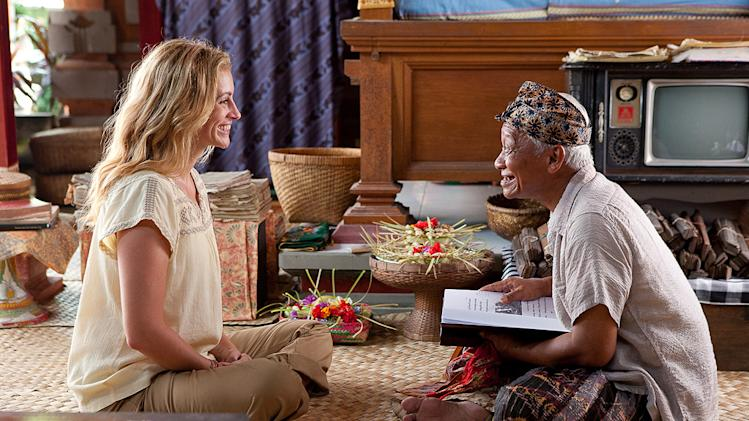 Eat Pray Love 2010 Columbia Pictures Julia Roberts