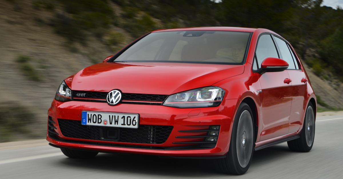 A Look At The Mk7 VW Golf GTI