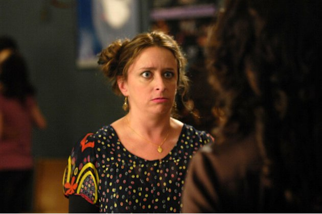 Rachel Dratch Love N' Dancing Production Stills Screen Media 2009