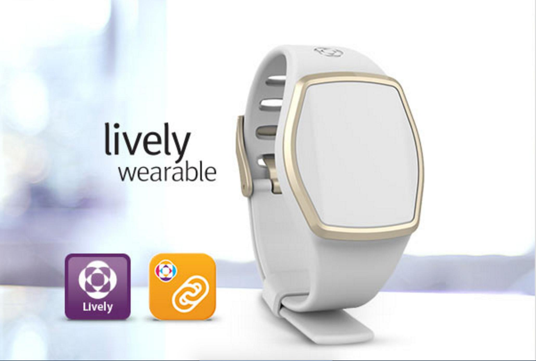 The Lively Wearable will help grandma stay safe and physically active