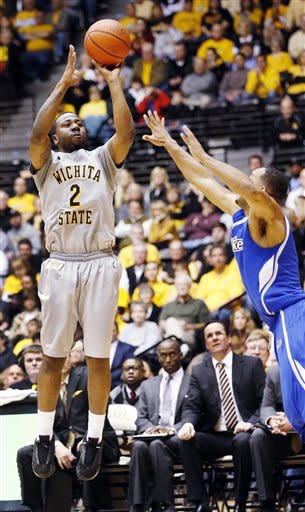 Drake Wichita St Basketball